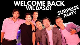 Wil Dasovich's Welcome Back Party! (ft. Wil Dasovich, Alodia, Erwan Heussaff, Nico Bolzico)