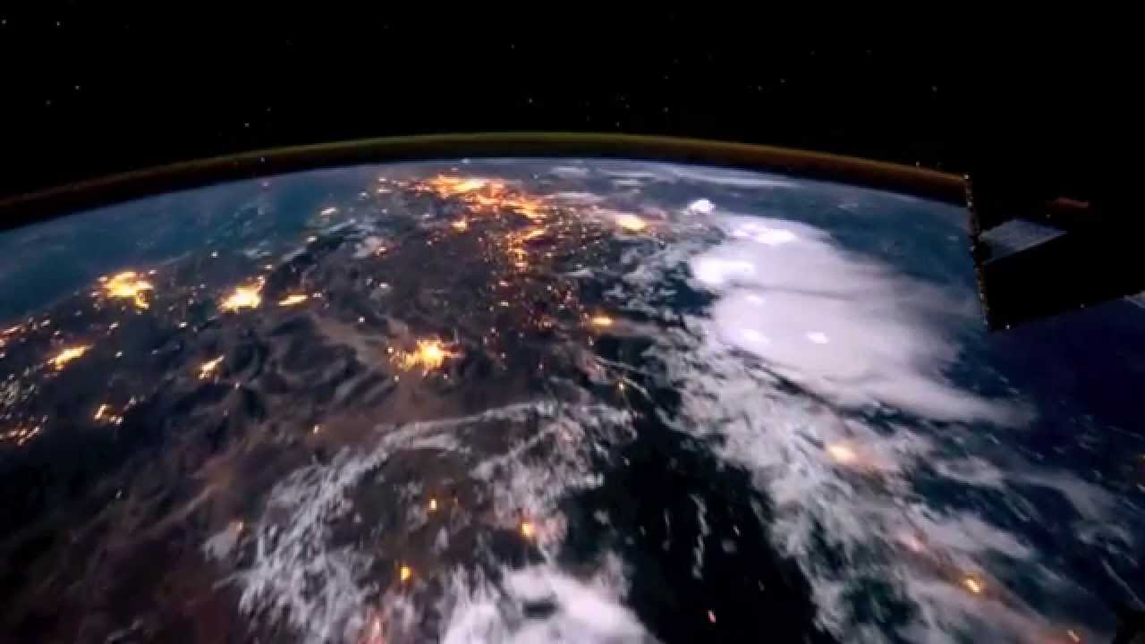 Above Earth - YouTube