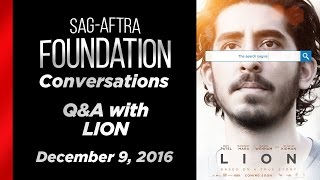 Conversations with LION