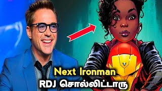MCU Next Ironman Confirmed By Robert Downey Jr in Tamil #Ironman #T...