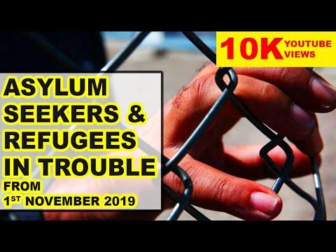 BREXIT AFFECTS ON ASYLUM SEEKERS & REFUGEES  POST BREXIT UK VISA UK IMMIGRATION UKVI UKBA 2019 HD
