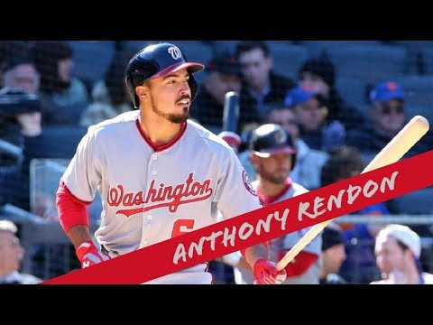 Anthony Rendon 2019 Highlights [HD]
