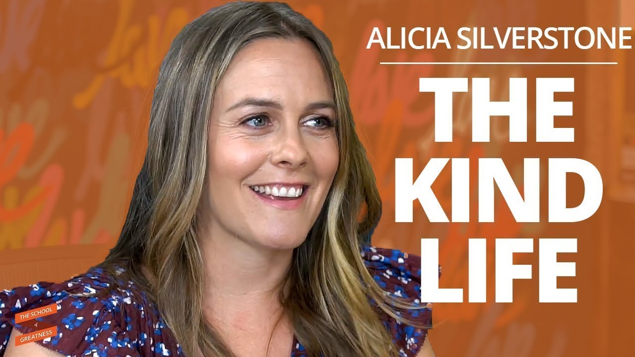the secret to self worth with alicia silverstone and lewis howes