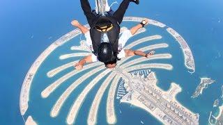 SkyDive DUBAI October 2016! EPIC skydive!