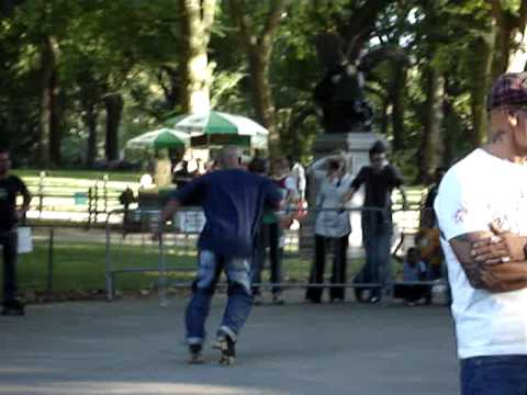 Roller Skating Dance #2