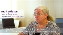 Robotic Process Automation pilot in University Hospital Tampere, Tays