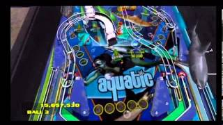 Dream Pinball 3D Wii Gameplay Part 2