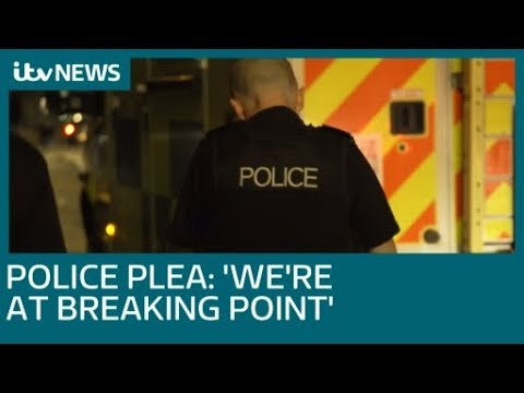Police At Funding 'breaking Point' | ITV News