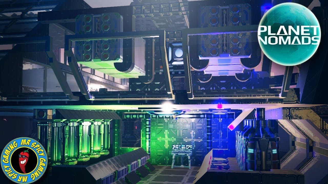CONSTRUÇÃO DE PLANTA DE ENERGIA PT. 2 - gameplay de Planet Nomads S2 Ep25 + vídeo