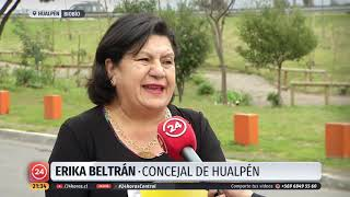 Incidentes en concejo municipal de Hualpén