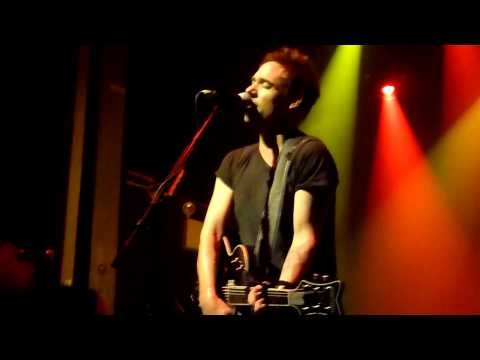 The Airborne Toxic Event--Missy (Ring of Fire, American Girl, Born in the USA) 1/16/2013 NYC