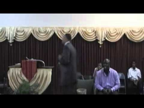 BUC-May Pen Sunday Evening Worship Guest Speaker Minister Pi