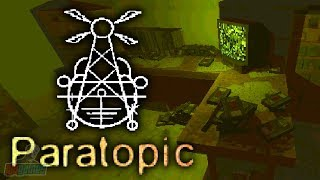 Paratopic | Surreal Indie Horror Game Walkthrough | PC Gameplay