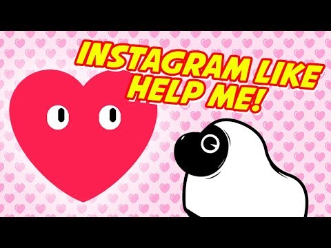 Instagram Like HELP ME??? (YouTube Kids Animation)