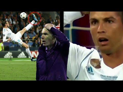 Tonton Gol Salto Gareth Bale.!! Lihatlah Reaksi Cristiano Ronaldo & Zinedine Final Liga Champions