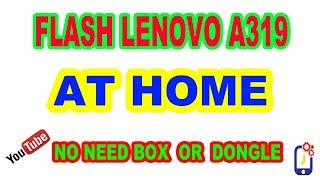 How To Flash Lenovo Mobile