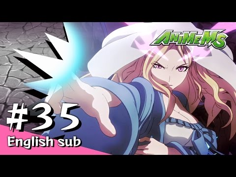 [Episode 35] Monster Strike the Animation Official 2016 (English sub) [Full HD]