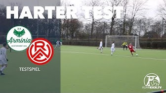 Harter Test für DJK | DJK Arminia Klosterhardt - Rot-Weiss Essen U19 (Testspiel)