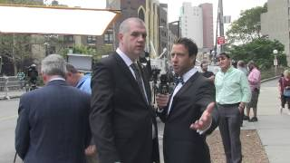Barstool Sports El Pres Attends Tom Brady Final Court Hearing