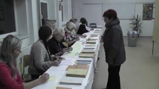 Krajské a senátní volby 2016 v Boskovicích