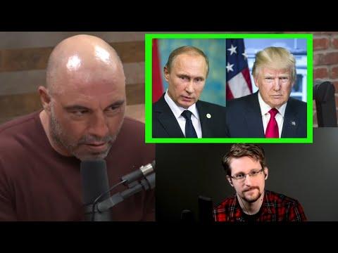 Проблемы России и США. Джо Роган и Эдвард Сноуден. Подкаст №1368 от 23 октября 2019г.