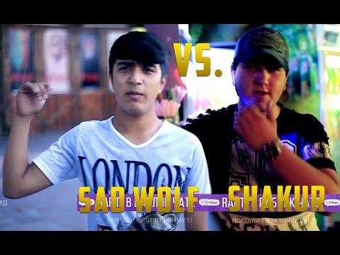 Видео Battle Shakur vs. Sad Wolf (RAP.TJ)