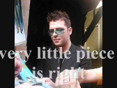 westlife puzzle of my heart Mark Feehily version