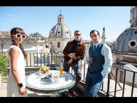 The Man From U.N.C.L.E. | Officiële trailer 2 | ondertiteld | 20 augustus in de bioscoop