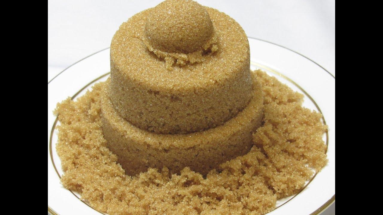 4b7fb89d8 Foodville | طريقة عمل السكر البني في البيت احسن من المحلات- How to Make Brown  Sugar من الطبخ العربي