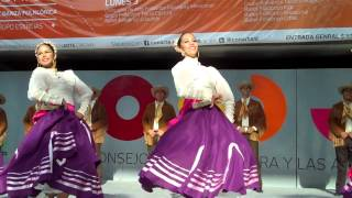 Inauguración del XXI Mitote Folklórico - B.F. México Mágico