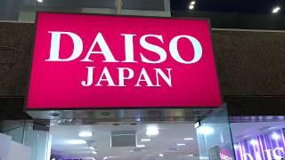 Daiso in Sydney Australia