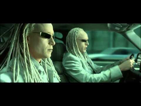 The Matrix Reloaded (music scene) - Mona Lisa Overdrive (A) (highway theme)