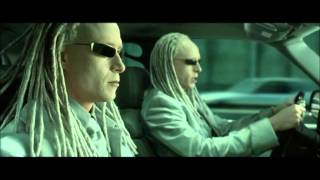 The Matrix Reloaded Music Scene Mona Lisa Overdrive A Highway Theme