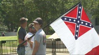 Controversy over Confederate Memorial Day