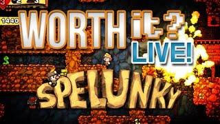 Is It Worth It? - Spelunky (XBLA)
