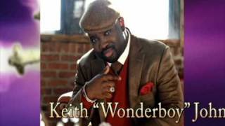 Keith Wonderboy Johnson He Laid His Hands feat. Z. Cortez