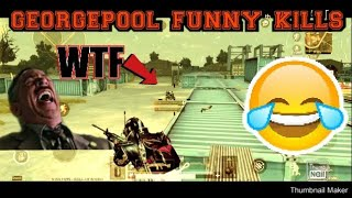 Georgopool Funny Kills | Funny but intense Container fights |  Enjoy Gaming with Venom and Groffen
