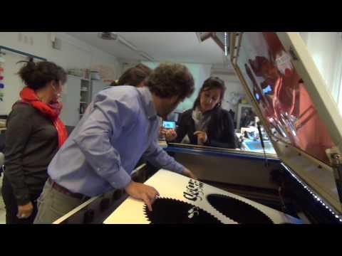 Path to a Job: il team transnazionale nel fab lab