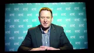Shane Fitzgerald's podcast on RTE