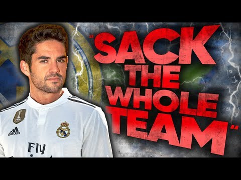 Should Real Madrid Blame Their Players For Poor Start To The Season?! | Euro Round-Up