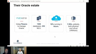 A report from the frontlines: A company exiting/renewing their Oracle ULA