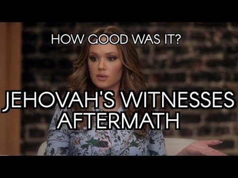 A Look at the Leah Remini's Aftermath Jehovah's Witnesses