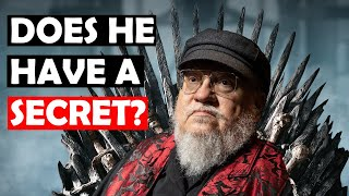 Why George RR Martin is taking so long   The Winds of Winter
