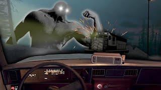 Chasing Away Giant TITANS! - Titan Chaser Gameplay