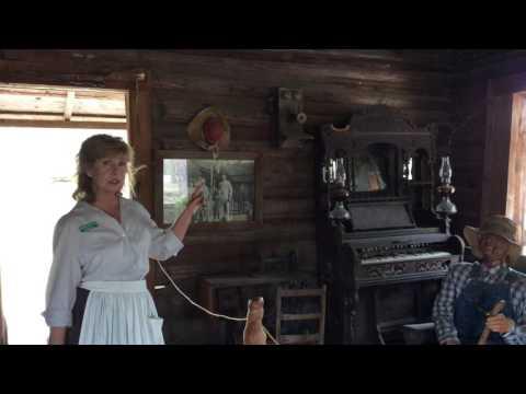 Highsmith Cabin: Pioneer Living