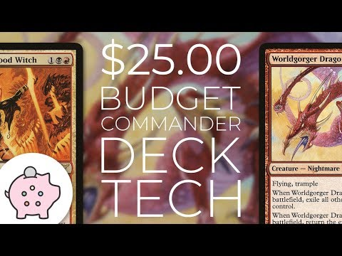 Lyzolda, the Blood Witch - Infinite - EDH Budget Deck Tech $25 | Magic the Gathering | Commander