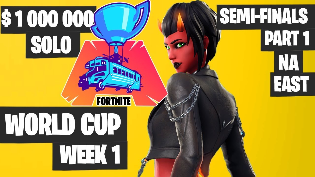 Fortnite World Cup Qualifiers 2019 Na East | Fortnite Aimbot