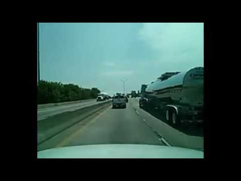 Dashcam May 15, 2016 Beaumont to New Orleans, LA