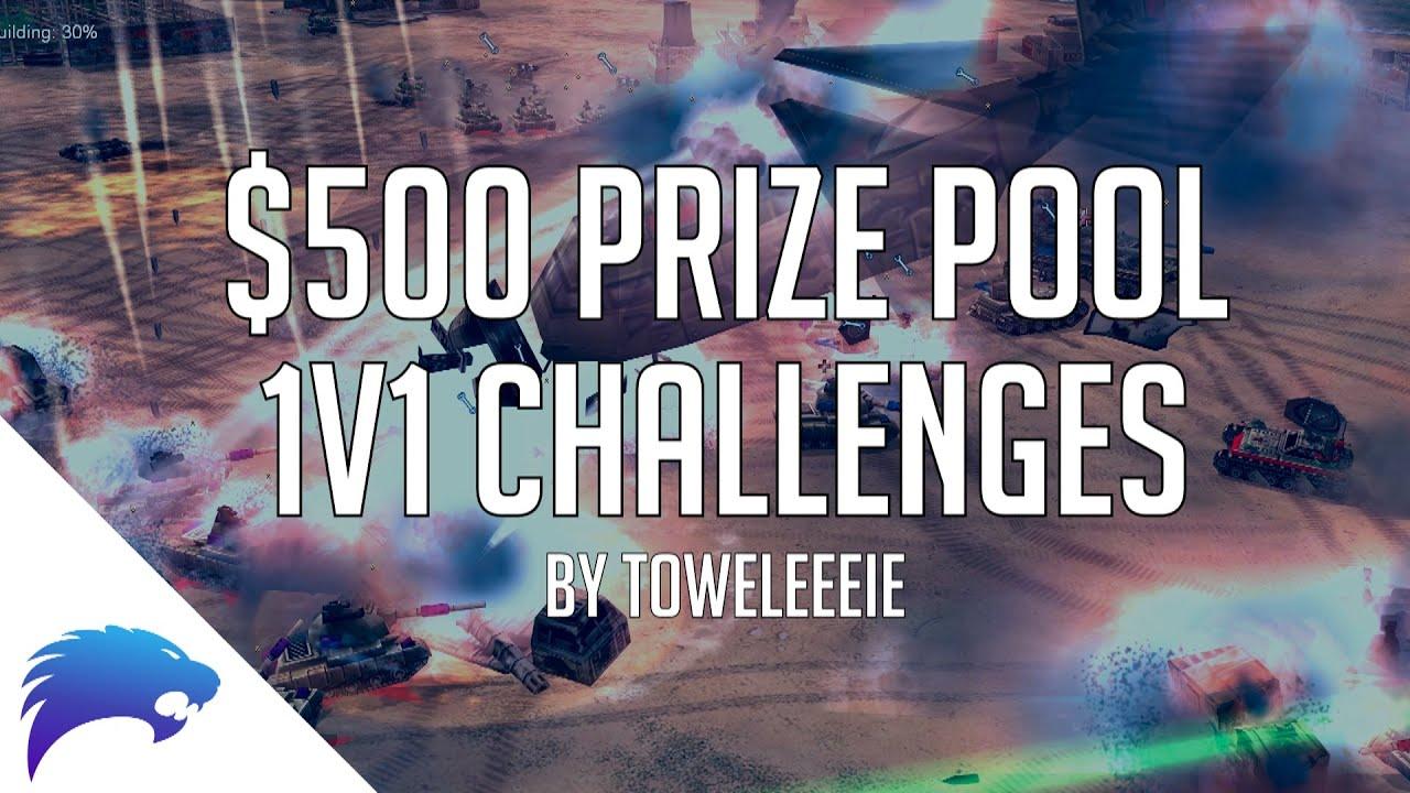 LIVE | Reznov vs Marakar & Noobfighter vs R0LL | 1v1 Pro Matches | $500 Prize Pool by Toweleeeie
