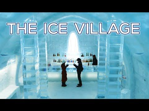 Japan's Ice Village
